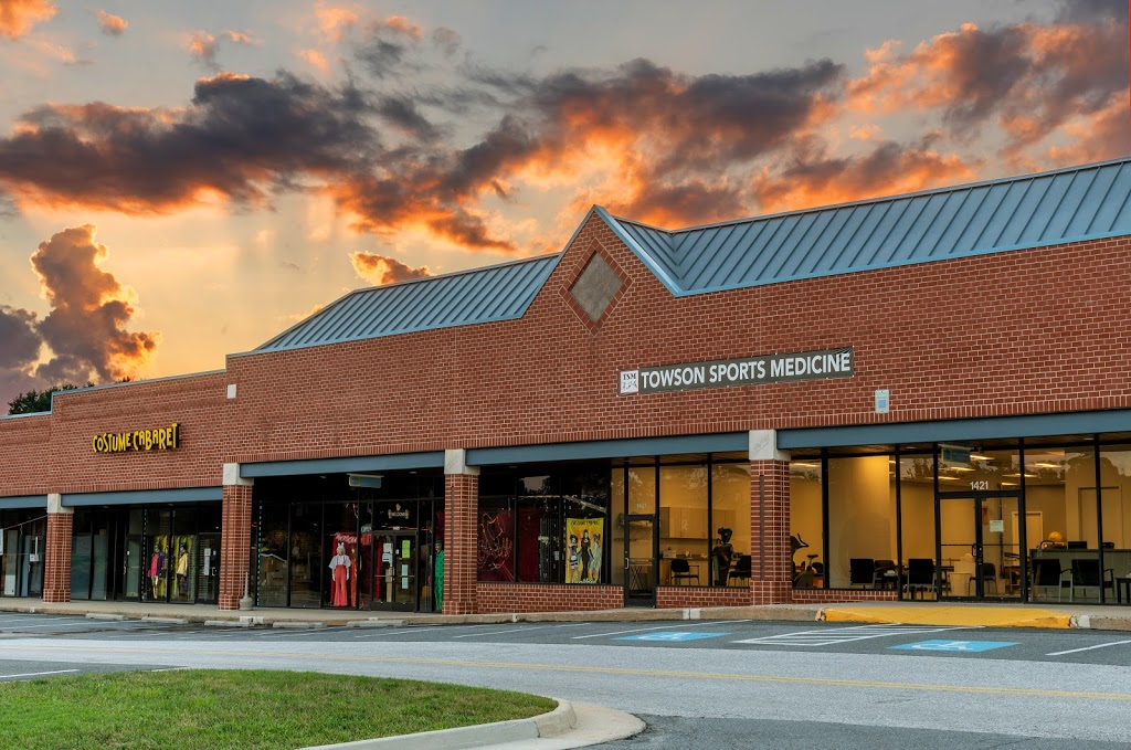 Towson Sports Medicine at Bel Air - Physical Therapy Center - physiotherapist    Photo 5 of 10   Address: 5-N Bel Air S Pkwy Suite 1421, Bel Air, MD 21015, USA   Phone: (410) 569-8587