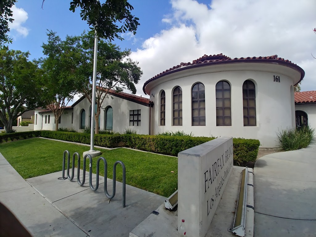 Fairfax Branch Library - library  | Photo 1 of 10 | Address: 161 S Gardner St, Los Angeles, CA 90036, USA | Phone: (323) 936-6191