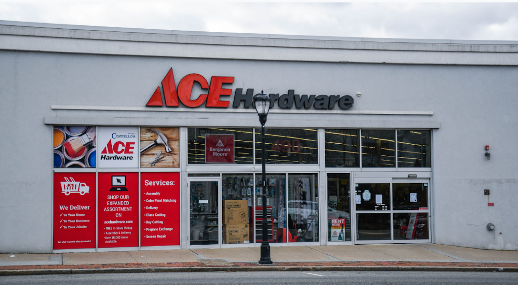 Costellos Ace Hardware of Caldwell - hardware store  | Photo 1 of 9 | Address: 490 Bloomfield Ave, Caldwell, NJ 07006, USA | Phone: (862) 702-3260