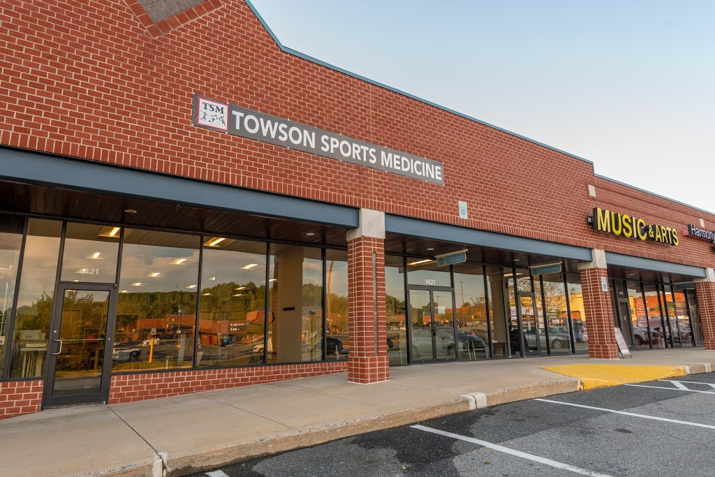 Towson Sports Medicine at Bel Air - Physical Therapy Center - physiotherapist    Photo 3 of 10   Address: 5-N Bel Air S Pkwy Suite 1421, Bel Air, MD 21015, USA   Phone: (410) 569-8587