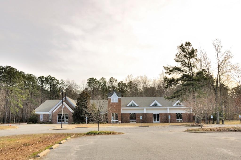 Good Shepherd Catholic Church - church  | Photo 1 of 3 | Address: 300 Smithfield Blvd, Smithfield, VA 23430, USA | Phone: (757) 365-0579