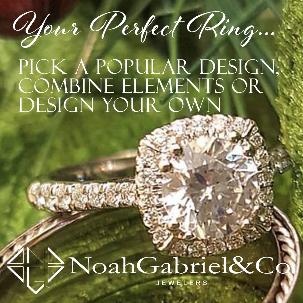 Noah Gabriel & Co. Jewelers - jewelry store  | Photo 3 of 10 | Address: 12063 Perry Hwy, Wexford, PA 15090, USA | Phone: (724) 935-5070