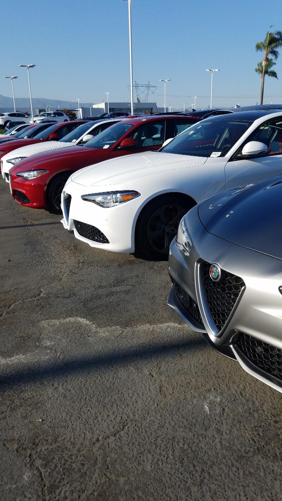 Alfa Romeo of Ontario - car dealer  | Photo 10 of 10 | Address: 1201 Auto Center Dr, Ontario, CA 91761, USA | Phone: (909) 321-3976