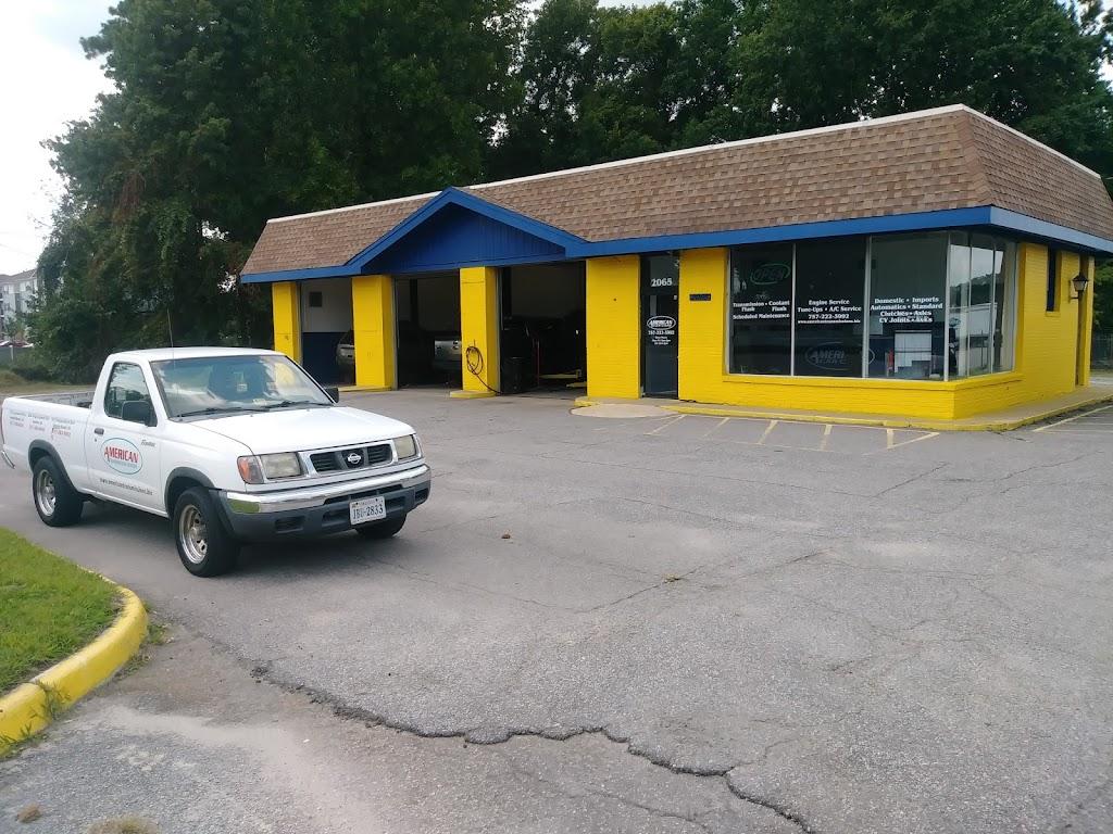 American Car Care - car repair    Photo 1 of 3   Address: 2065 S Military Hwy, Chesapeake, VA 23320, USA   Phone: (757) 222-3992