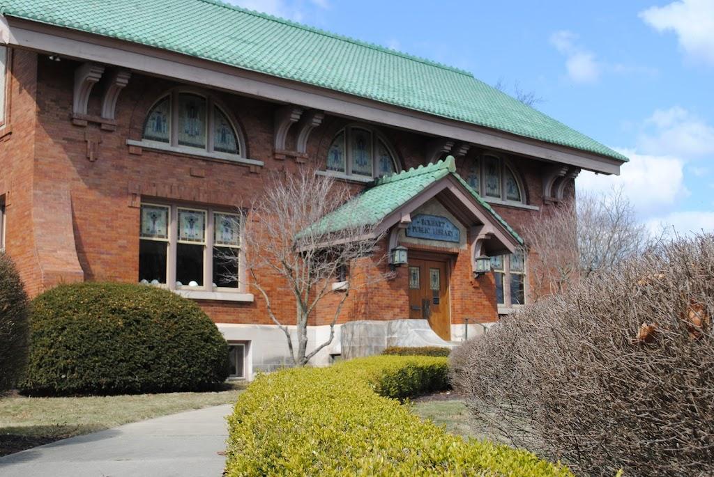 Eckhart Public Library - library  | Photo 1 of 10 | Address: 603 S Jackson St, Auburn, IN 46706, USA | Phone: (260) 925-2414
